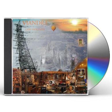 Lars Hollmer VIANDRA CD
