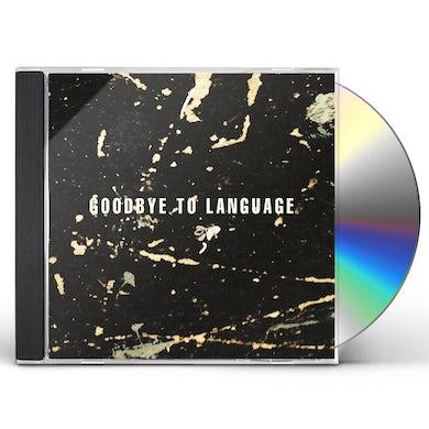 Daniel Lanois GOODBYE TO LANGUAGE CD