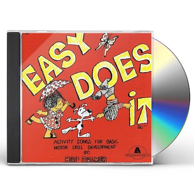 Hap Palmer EASY DOES IT CD