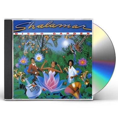 Shalamar DISCO GARDENS CD