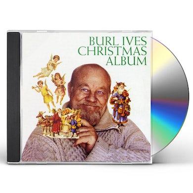 Burl Ives CHRISTMAS ALBUM CD