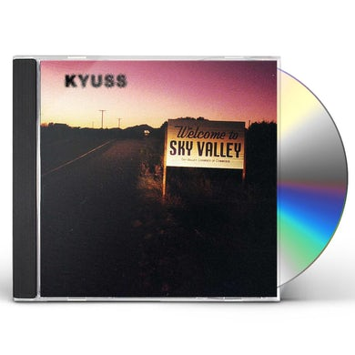 Kyuss SKY VALLEY CD