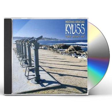 Kyuss MUCHAS GRACIAS: BEST OF CD