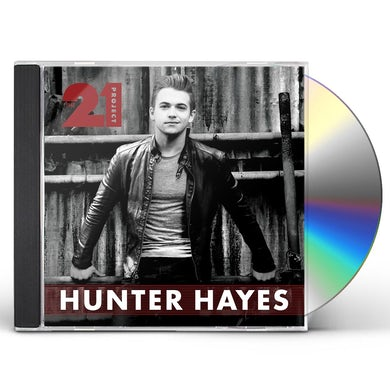 Hunter Hayes 21 PROJECT CD