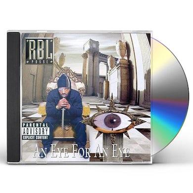 RBL Posse EYE FOR AN EYE CD