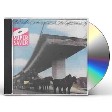 The Doobie Brothers CAPTAIN & ME CD