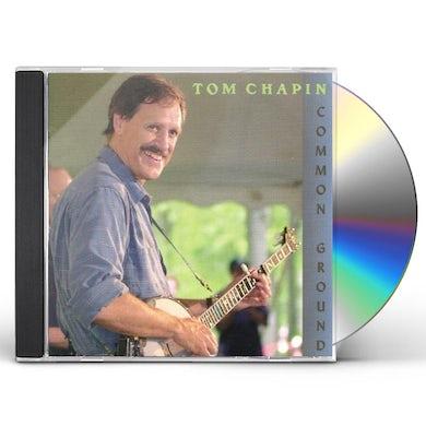 Tom Chapin COMMON GROUND CD