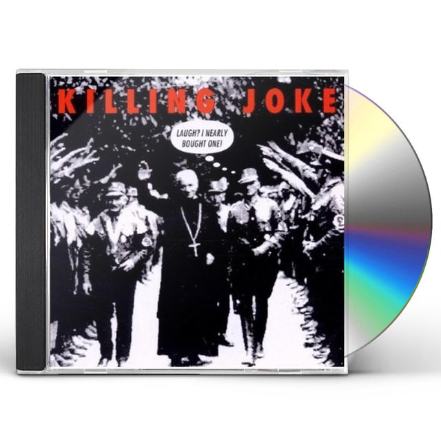 Killing Joke LAUGH I NEARLY BOUGHT ONE CD