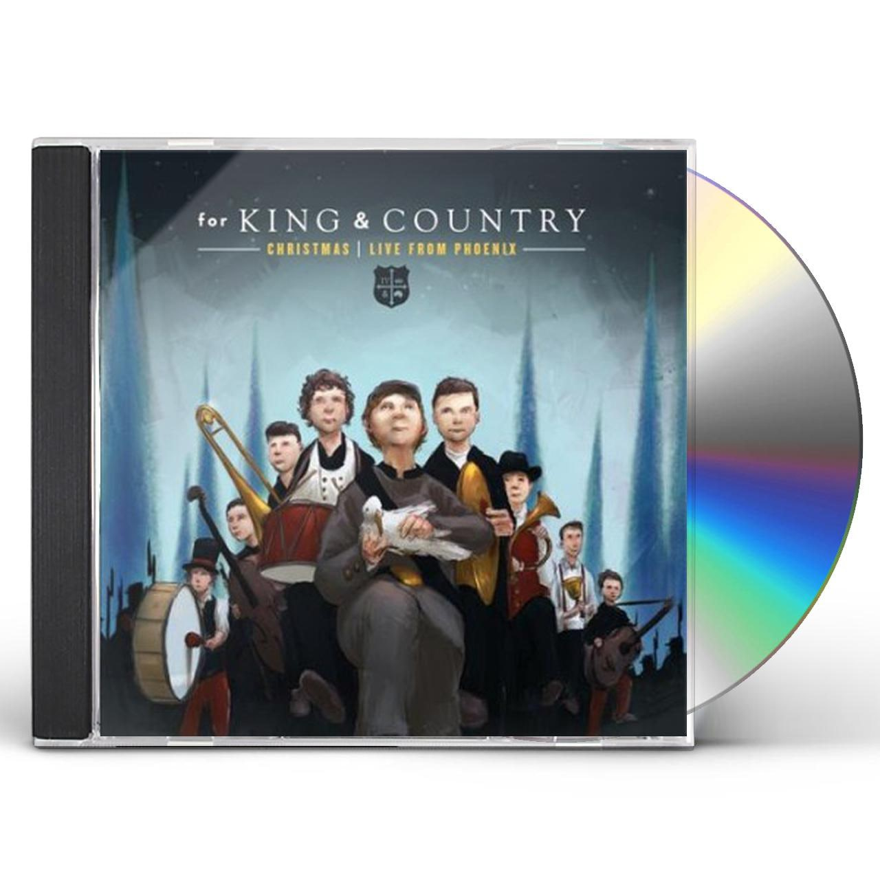 For King And Country Christmas.For King Country Christmas Live From Phoenix Cd