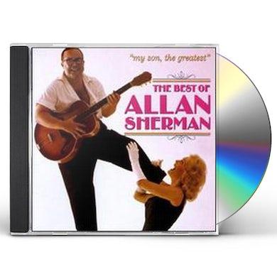 Allan Sherman BEST OF CD