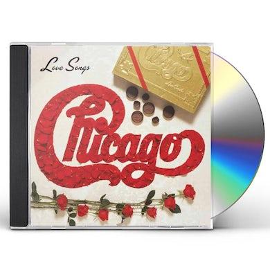 Chicago LOVE SONGS CD