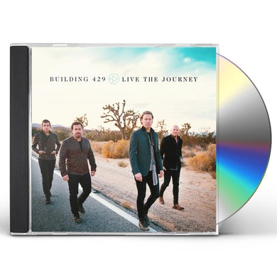 Building 429 LIVE THE JOURNEY CD
