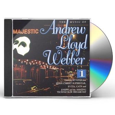 London Pops Orchestra PLAY ANDREW LLOYD WEBBER 1 CD