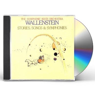 Wallenstein STORIES SONGS & SYMPHONIES CD