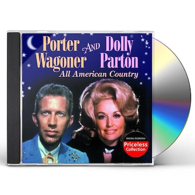 Porter Wagoner ALL AMERICAN COUNTRY CD