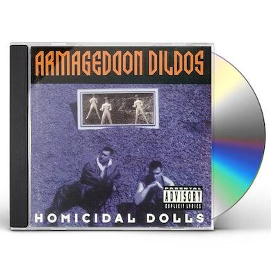 Armageddon Dildos HOMICIDAL DOLLS CD