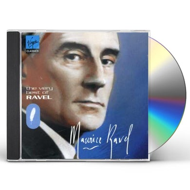 Ravel VERY BEST OF CD