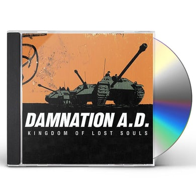 Damnation AD KINGDOM OF LOST SOULS CD