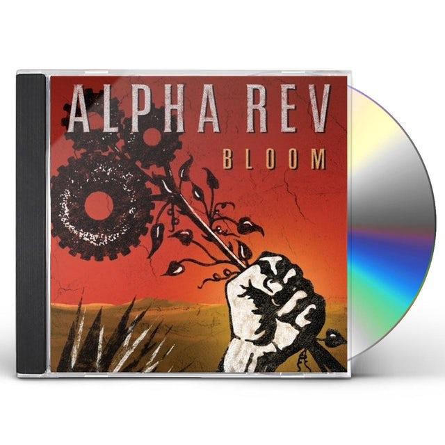 Alpha Rev BLOOM CD