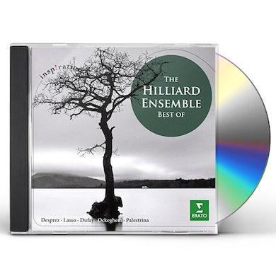 HILLIARD ENSEMBLE: BEST OF CD