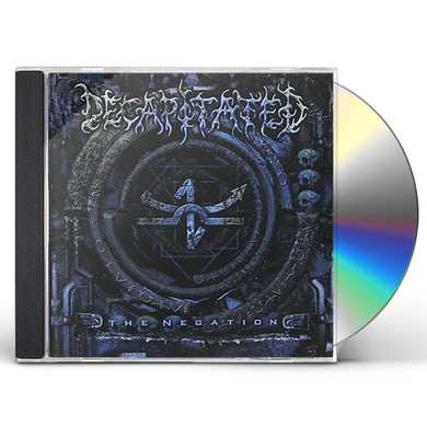 Decapitated NEGATION CD