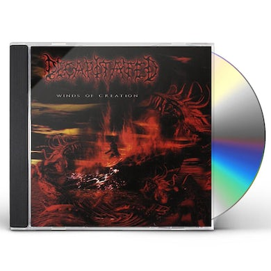 Decapitated WINDS OF CREATION CD
