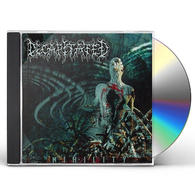 Decapitated NIHILITY CD
