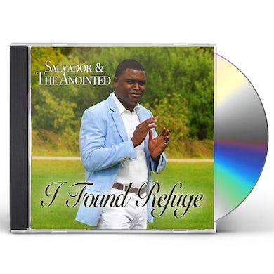 Salvador I FOUND REFUGE CD