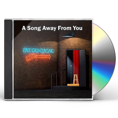 Pat Guadagno SONG AWAY FROM YOU CD