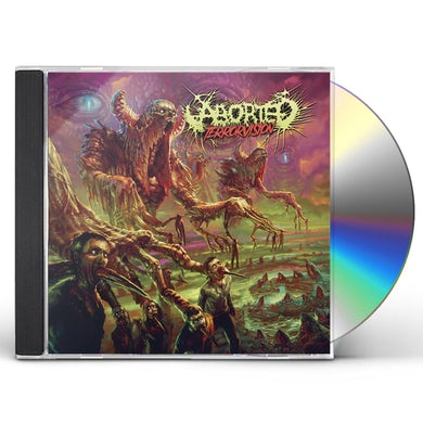 Aborted TERRORVISION CD