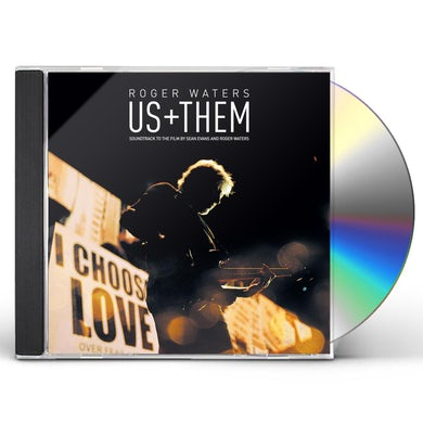Roger Waters Us + Them CD