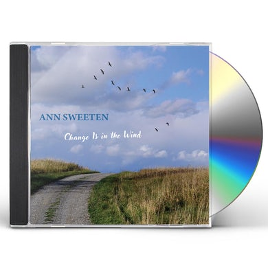 CHANGE IS IN THE WIND CD
