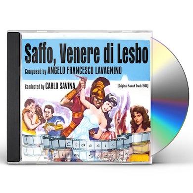 Angelo Francesco Lavagnino SAFFO VENERE DI LESBO / Original Soundtrack CD