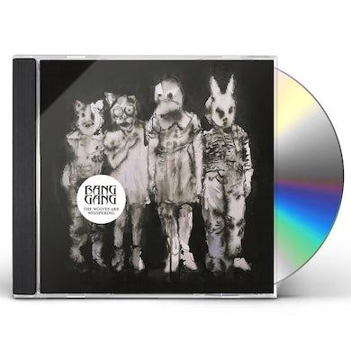 Bang Gang WOLVES ARE WHISPERING CD