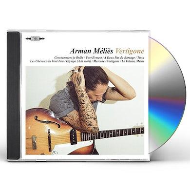 Arman Melies VERTIGONE CD