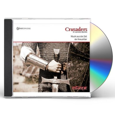 Estampie IN NOMINE DOMINI: MUSIC OF THE CRUSADES CD