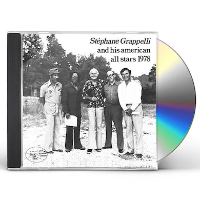Stephane Grappelli & HIS AMERICAN ALL STARS CD