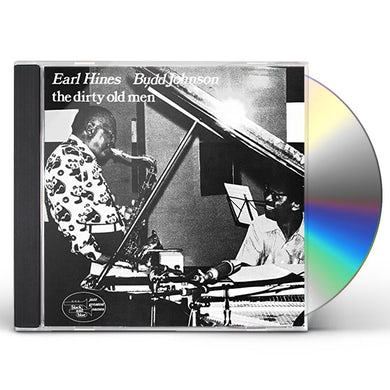 Earl Hines DIRTY OLD MAN CD