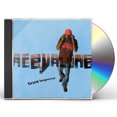 Aceyalone GRAND IMPERIAL CD