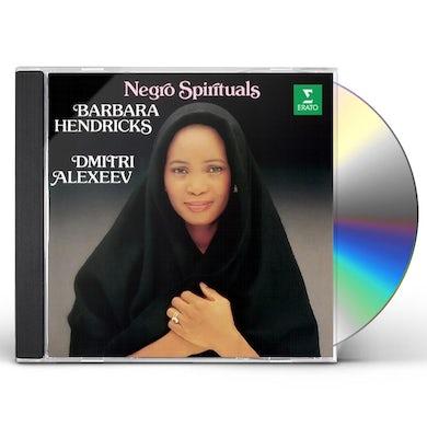 Barbara Hendricks NEGRO SPIRITUALS CD