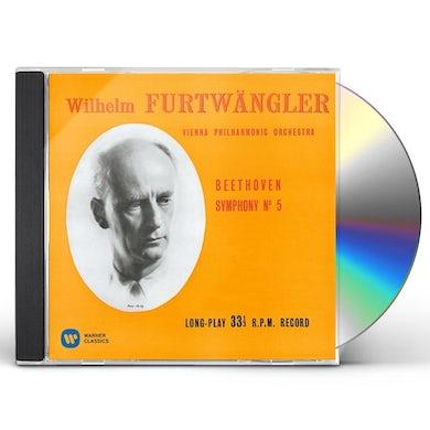 Wilhelm Furtwangler BEETHOVEN: SYMPHONY NO.5 & 7 CD