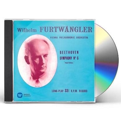 Wilhelm Furtwangler BEETHOVEN: SYMPHONY NO.6 'PASTORAL' CD