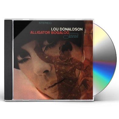 Lou Donaldson ALLIGATOR BOOGALOO CD