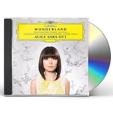 Alice Sara Ott WONDERLAND CD