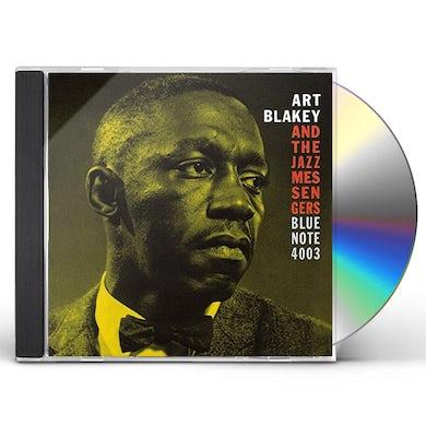 Art Blakey / Jazz Messengers MOANIN CD