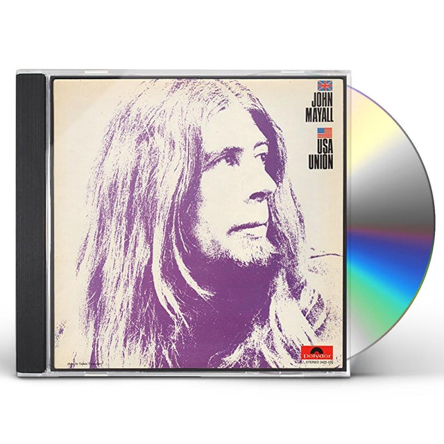 John Mayall USA UNION CD