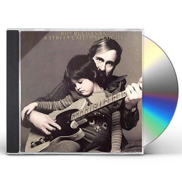Roy Buchanan STREET CALLED STRAIGHT CD