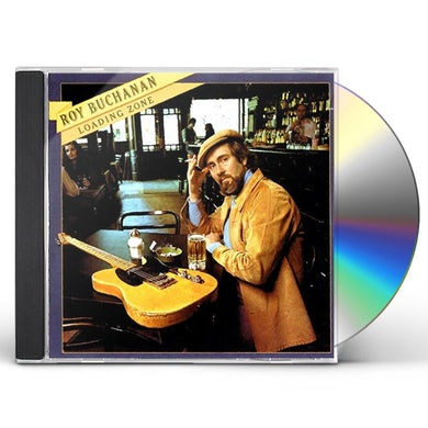 Roy Buchanan LOADING ZONE CD