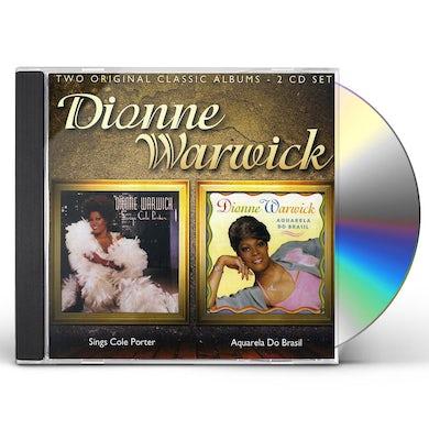 Dionne Warwick SINGS COLE PORTER / AQUALERA DO BRASIL CD