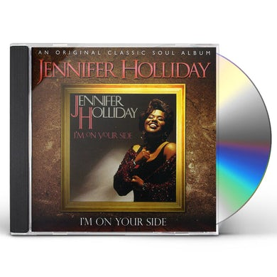 IM ON YOUR SIDE CD